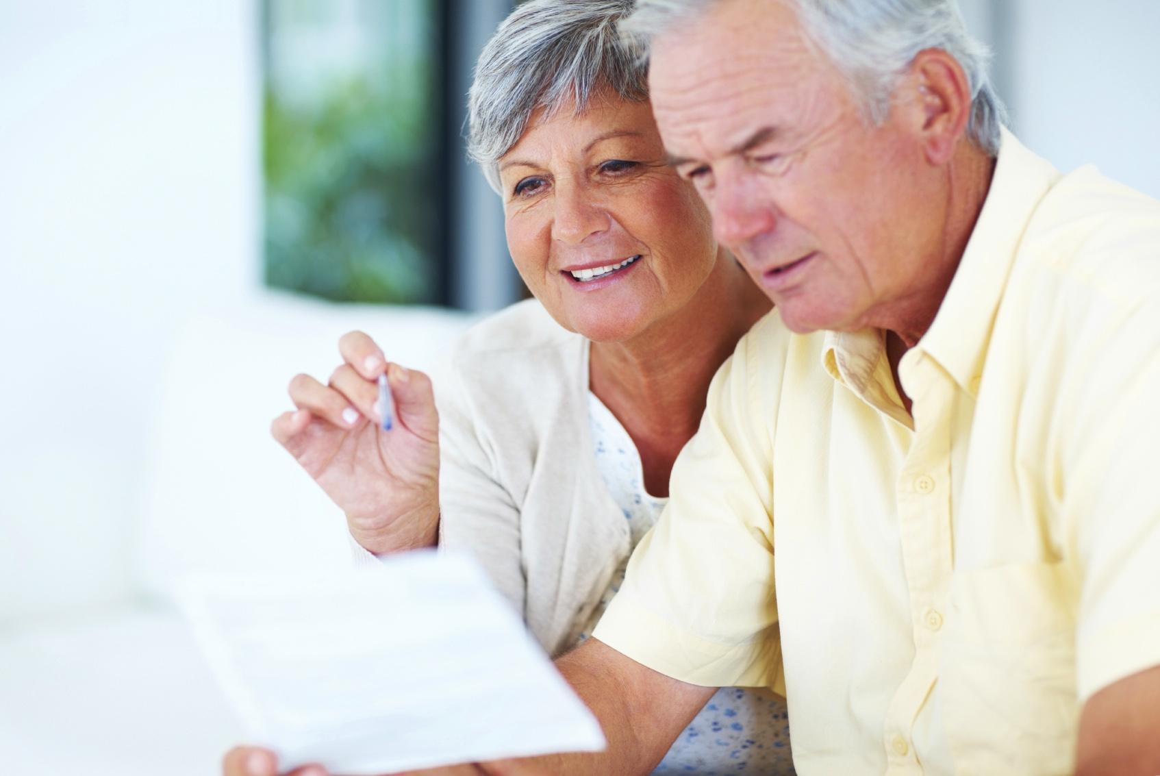 Les prestations gouvernementales de base à la retraite