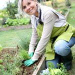 Jardiner pour rester en forme