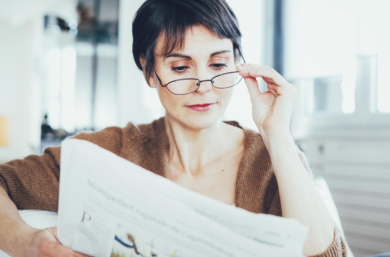 Santé des yeux : comprendre la presbytie
