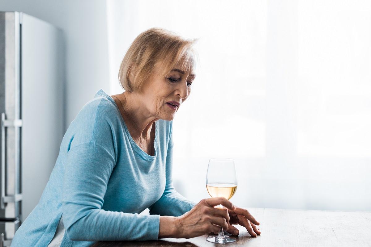 L'alcool et les aînés