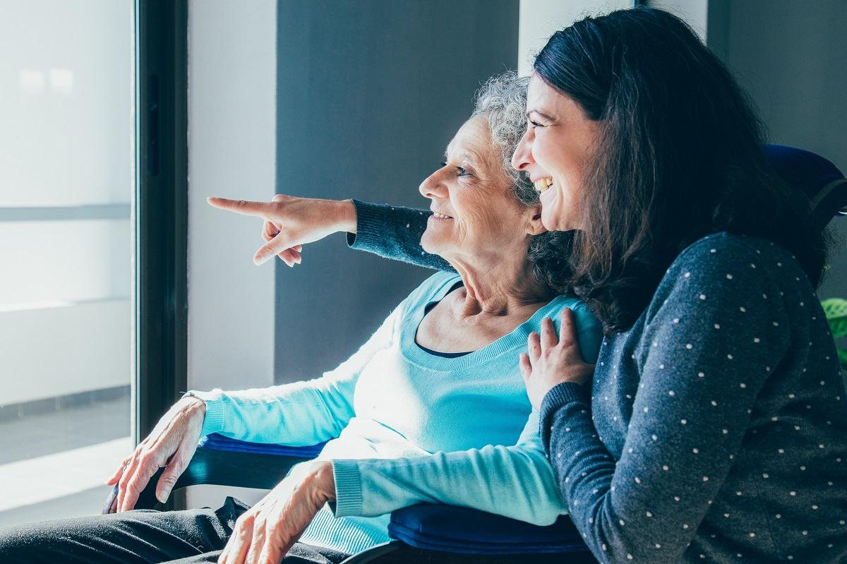 Devenir proche aidant avec la maladie d'Alzheimer